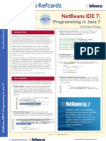 NetBeans IDE 7 - Programming in Java 7