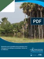 Elementos para la planificación productiva en la Orinoquia con enfoque ecosistémico