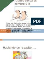 Disfunciones Sexuales en El Hombre y La Mujer