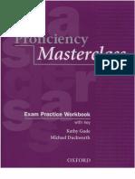 Proficiency Master Class Workbook