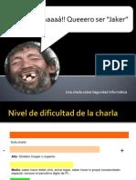 Amaaa Queeero Ser JaQuer