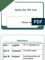 BCG MATRIX INDIAN Companies