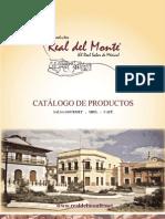 Catálogo RDM 2011