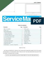 L32W431 Service+Manual
