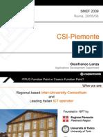SMEF2009 Presentation Gianfranco Lanza -11617