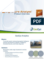 Signature Analyst Product Brief 2011