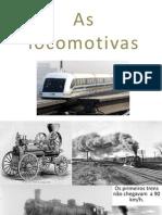 As Locomotivas