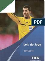 Livro Das Leis Do Jogo 2011-2012
