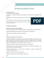 Seminários de Neuroanatomia Clínica