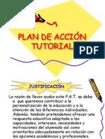 PLAN DE ACCIÓN TUTORIAL CAP