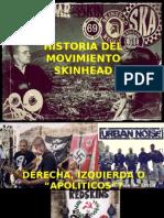 Historia Del Movimiento Skinhead