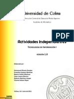Tecnologías de Información I - Trabajo Independiente