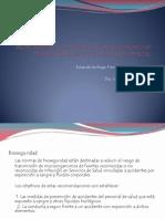 Bioseguridad y La Hepatitis