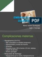 Embarazo y Diabetes