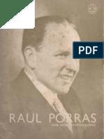 Raúl Porras - por Rene Hooper López