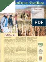 Agricultura en los andes del perú
