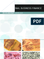 Multinational Business Finance Chapter 1