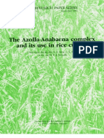 IRPS 69 The Azolla-Anabaena Complex and Its Use in Rice Culture