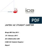 UNITEN & UNMC ICE Broga Hill Trip Report