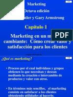 1-Marketing en El Mundo Cambiante Como Crear Valor y Satisfaccion Para Los Clientes