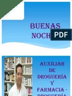DIAPOSITIVAS AUX DROGUERIA