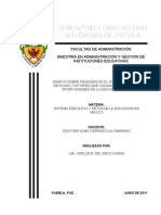 230611 Carlos Del Razo Inequidad en El Sistema Educativo Mexicano 2