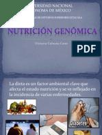 NUTRICION GENOMICA