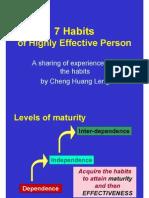 7 Habits in Short 1