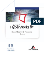Hypermesh Basics Tutorials-1