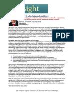 A New Era for Internal Auditors_Reprint