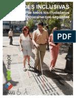 Ciudad Inclusiva Ministerio Vivienda Urbanismo