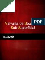 Day01-01 Intro SSSV Equipment Spanish