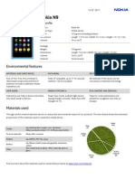 N9 Eco Profile