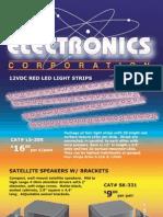 All Electronics Catalog
