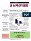 Payers & Providers California Edition  – Issue of September 29, 2011