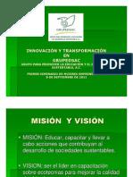 Innovacion y Trans for Mac Ion en GRUPEDSAC - Barney - AMECAP