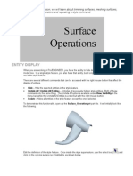 11 Surface Operations