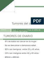 Tumores Del Ovario