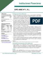 COOPEANDEcri Rating Report 09-30-2009 P