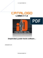 Cómo usar L-DREN 1.0 R1