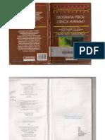 Livro Geografia Física Ciência Humana parte 01