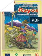 D3011 Precaucion Ante Rayos y Tormentas Electric As