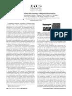 Polymer SAM FePt Magnetic Nano Particles