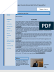 May,2011 Newsletter