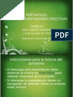 Port a Folio Norayma Celpa Comm 105 Prof. Marrero