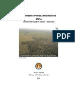 Deforestación en la Provincia de Salta, consecuencias biológicas y sociales