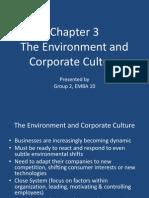 Daft Chapter 3