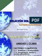 2 RELACIÓN SOL- TIERRA CLASE 1-2011-2012