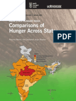 Indian State Hunger Index