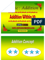 Addition Within 10